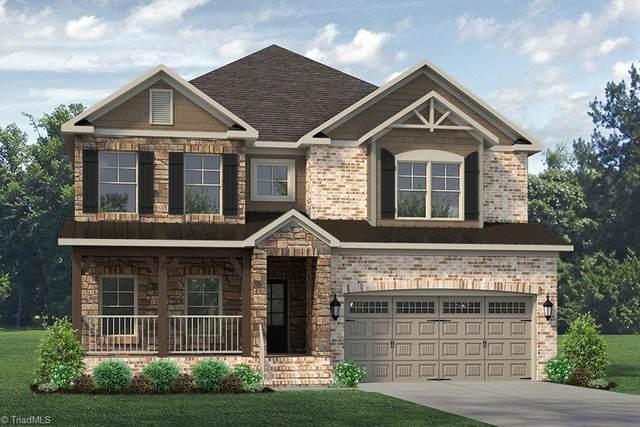 2678 Brooke Meadows Drive Lot 125, Browns Summit, NC 27214 (MLS #1023547) :: Lewis & Clark, Realtors®