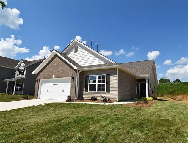 5216 Carol Avenue #5, Greensboro, NC 27406 (MLS #1023566) :: Greta Frye & Associates | KW Realty Elite