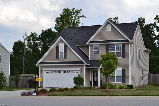 5216 Carol Avenue #4, Greensboro, NC 27406 (MLS #1023575) :: Greta Frye & Associates | KW Realty Elite