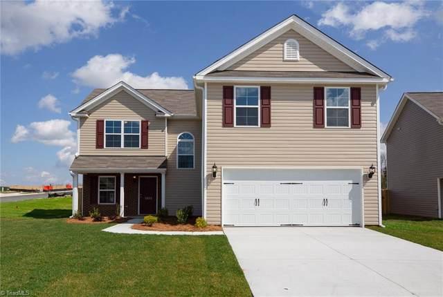5218 Carol Avenue #3, Greensboro, NC 27406 (MLS #1023577) :: Greta Frye & Associates | KW Realty Elite