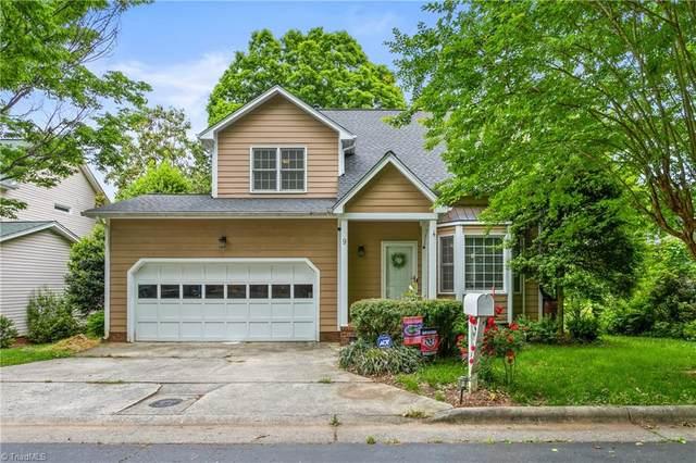 9 Park Village Court, Greensboro, NC 27455 (MLS #1023588) :: Ward & Ward Properties, LLC