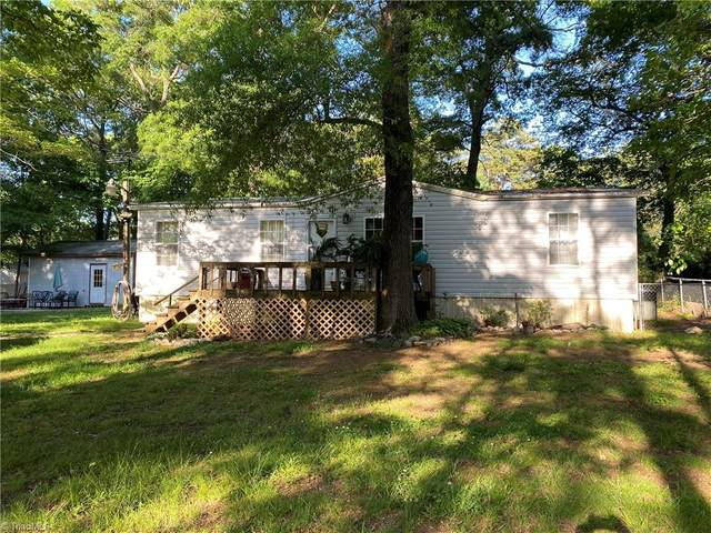 200 Hillcrest Road, New London, NC 28127 (MLS #1023649) :: Berkshire Hathaway HomeServices Carolinas Realty