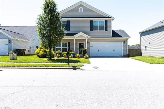 2814 Wild Poplar Way, Greensboro, NC 27405 (MLS #1023650) :: Lewis & Clark, Realtors®