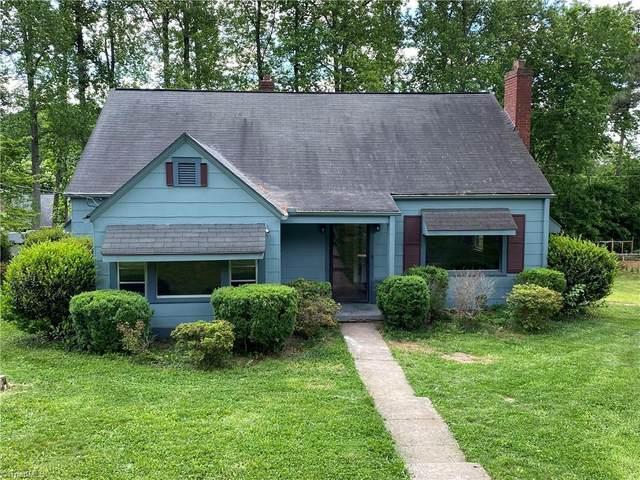 120 Eastside Drive, Lexington, NC 27292 (MLS #1023662) :: Greta Frye & Associates | KW Realty Elite