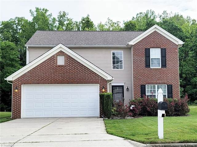 3611 Peterford Drive, Greensboro, NC 27405 (MLS #1023672) :: Lewis & Clark, Realtors®