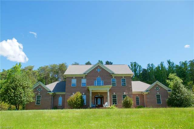 230 Jaguar Way, Pilot Mountain, NC 27041 (#1023677) :: Mossy Oak Properties Land and Luxury