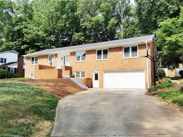 225 Green Valley Road, Greensboro, NC 27403 (MLS #1023682) :: Ward & Ward Properties, LLC