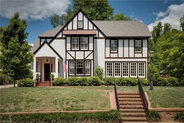 712 Dover Road, Greensboro, NC 27408 (MLS #1023690) :: Lewis & Clark, Realtors®