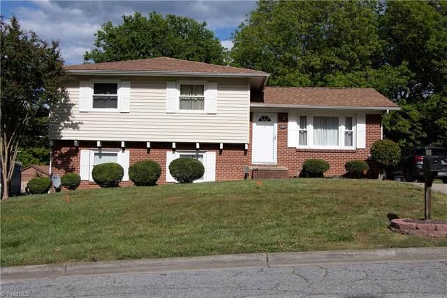 2207 Fawn Street, Greensboro, NC 27403 (MLS #1023728) :: RE/MAX Impact Realty