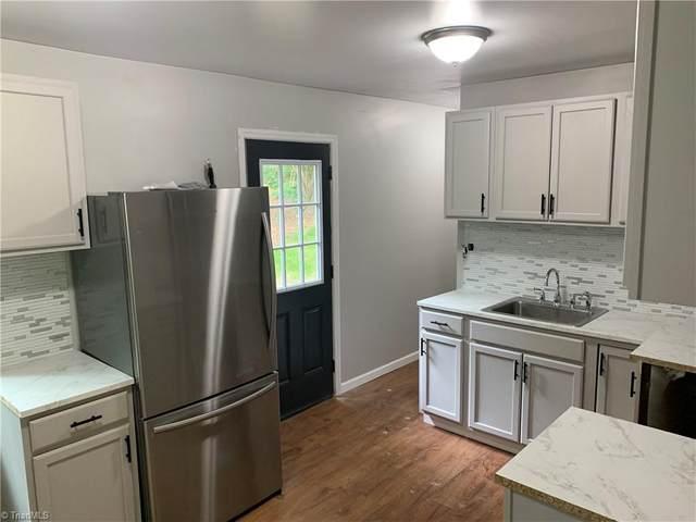 1215 Furlough Avenue, High Point, NC 27260 (MLS #1023738) :: Greta Frye & Associates | KW Realty Elite