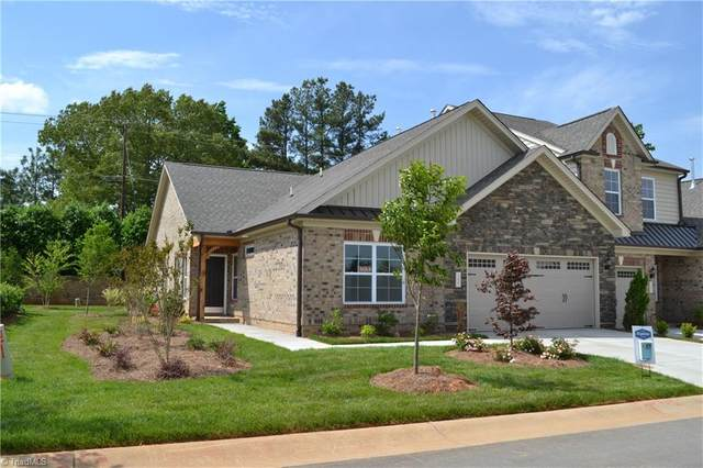 100 Saint Francis Drive #153, Gibsonville, NC 27249 (#1023749) :: Mossy Oak Properties Land and Luxury