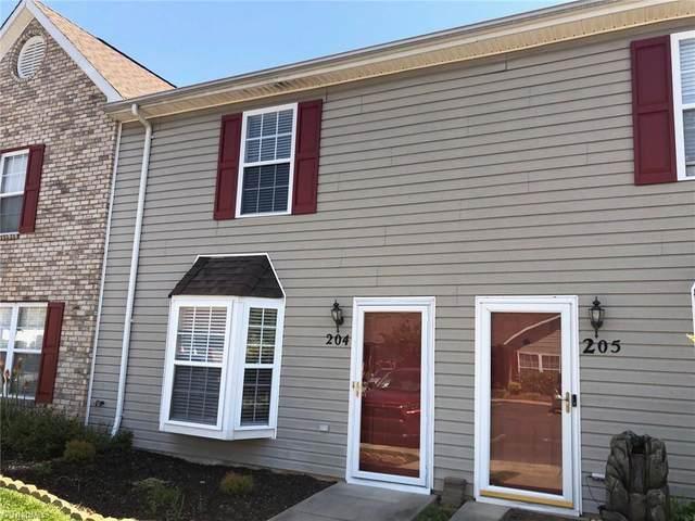 204 Gordon Terrace Road, Kernersville, NC 27284 (MLS #1023770) :: Lewis & Clark, Realtors®