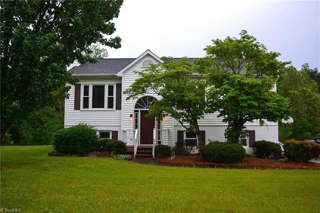 3521 Robinwest Drive, Pfafftown, NC 27040 (MLS #1023792) :: RE/MAX Impact Realty