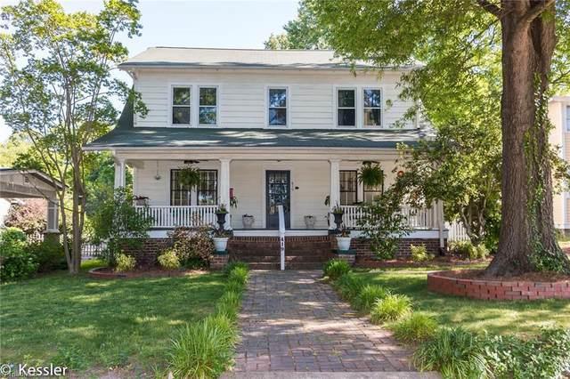 419 W Davis Street, Burlington, NC 27215 (#1023803) :: Mossy Oak Properties Land and Luxury