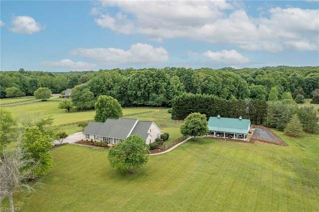 1541 Peoples Creek Road, Advance, NC 27006 (MLS #1023812) :: Lewis & Clark, Realtors®