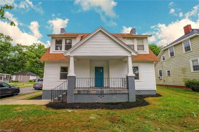 530 Boyd Street, Reidsville, NC 27320 (MLS #1023823) :: Berkshire Hathaway HomeServices Carolinas Realty