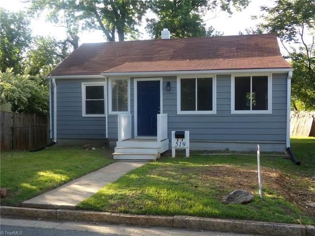 519 24 1/2 Street, Winston Salem, NC 27105 (MLS #1023824) :: Berkshire Hathaway HomeServices Carolinas Realty