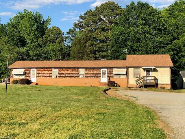 223 Beck Road, Salisbury, NC 28144 (MLS #1023830) :: Berkshire Hathaway HomeServices Carolinas Realty