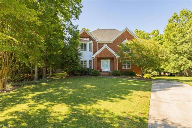 3801 Wesseck Drive, High Point, NC 27265 (MLS #1023842) :: Lewis & Clark, Realtors®