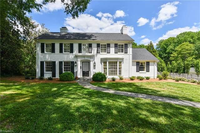 2306 Princess Ann Street, Greensboro, NC 27408 (MLS #1023847) :: Lewis & Clark, Realtors®