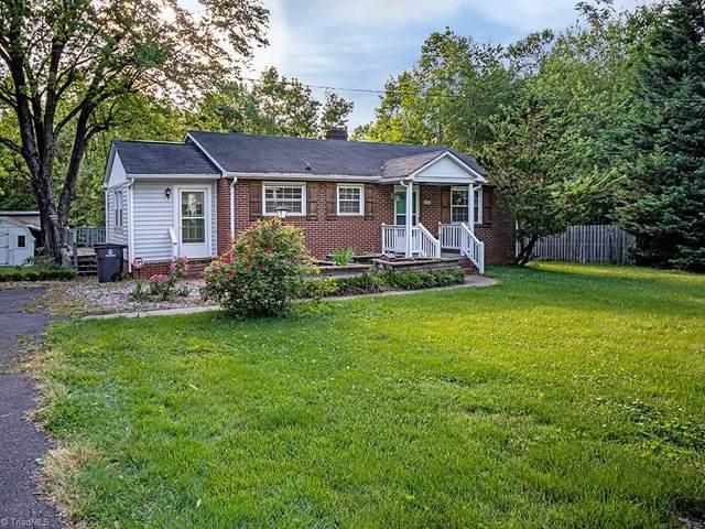 5826 Old Rural Hall Road, Winston Salem, NC 27127 (MLS #1023856) :: RE/MAX Impact Realty