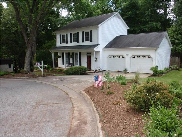 3609 River Lake Court, Greensboro, NC 27410 (MLS #1023890) :: Berkshire Hathaway HomeServices Carolinas Realty