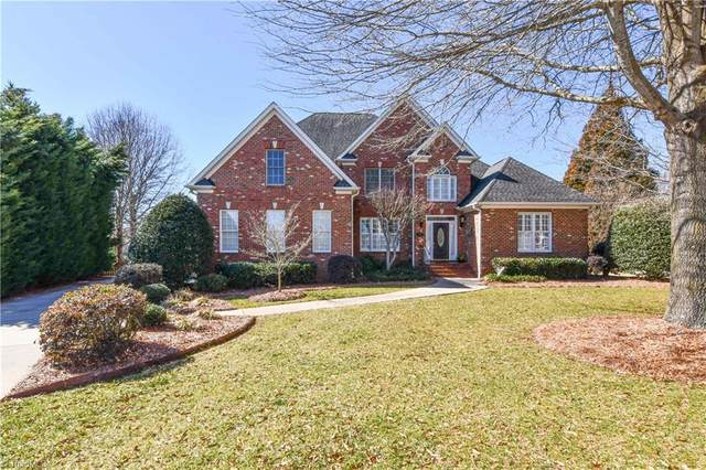 2400 Wildcrest Court, High Point, NC 27265 (MLS #1023901) :: Lewis & Clark, Realtors®