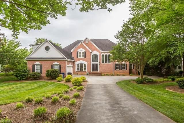 520 Knob View Drive, Winston Salem, NC 27104 (MLS #1023903) :: Berkshire Hathaway HomeServices Carolinas Realty