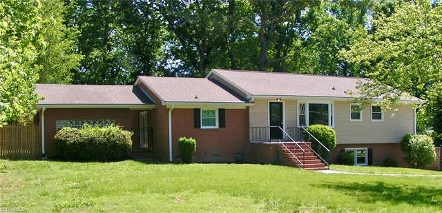 3510 Langdale Drive, High Point, NC 27265 (MLS #1023925) :: Lewis & Clark, Realtors®