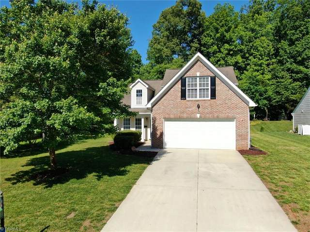614 Hawthorn Ridge Drive, Whitsett, NC 27377 (MLS #1023970) :: Lewis & Clark, Realtors®