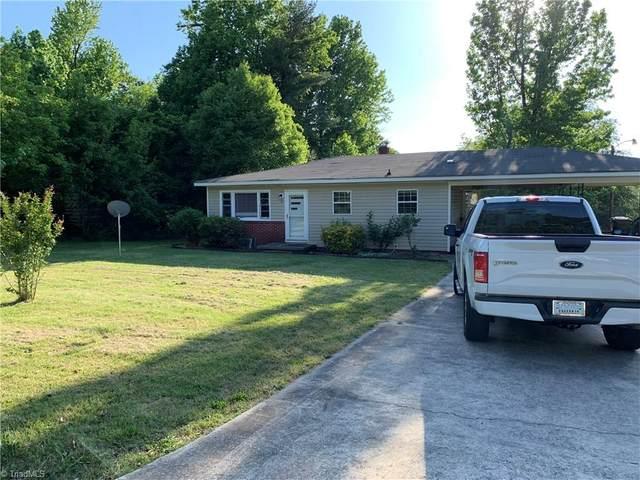 2 Conrad Street, Thomasville, NC 27360 (#1023992) :: Mossy Oak Properties Land and Luxury