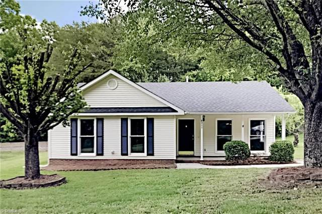 6711 Poplar Grove Trail, Greensboro, NC 27410 (MLS #1023993) :: RE/MAX Impact Realty