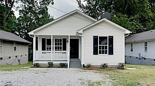713 Garrett Street, Greensboro, NC 27406 (MLS #1023994) :: RE/MAX Impact Realty