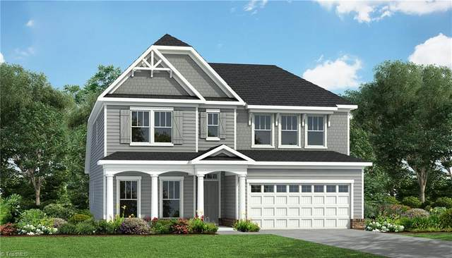 1610 Silver Lake Drive, Kernersville, NC 27284 (MLS #1024022) :: Ward & Ward Properties, LLC