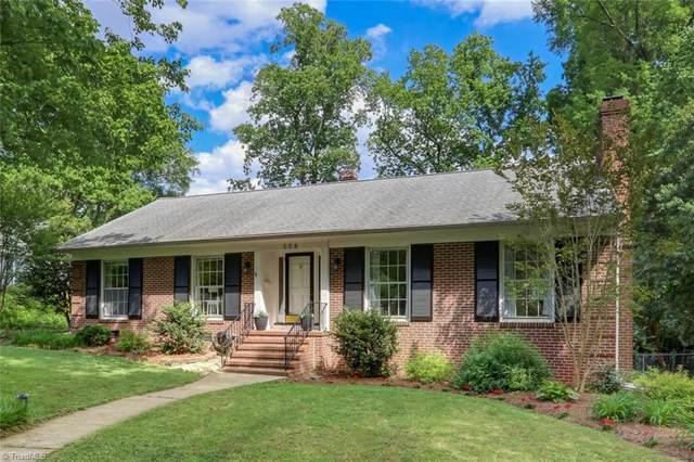 508 Audubon Drive, Greensboro, NC 27410 (MLS #1024038) :: Lewis & Clark, Realtors®