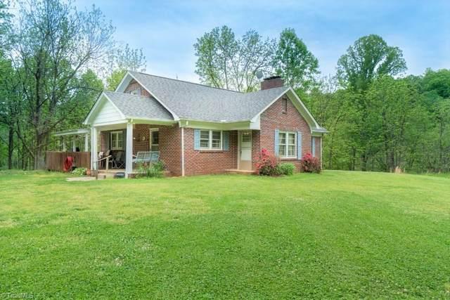 2629 Aarons Corner Church Road, Westfield, NC 27053 (MLS #1024049) :: Berkshire Hathaway HomeServices Carolinas Realty