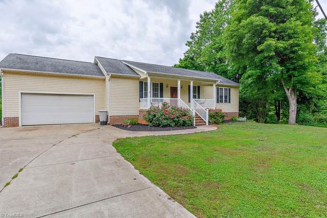 216 Joan Drive, Lexington, NC 27292 (#1024063) :: Mossy Oak Properties Land and Luxury
