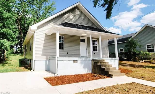406 Foy Avenue, Lexington, NC 27292 (#1024080) :: Mossy Oak Properties Land and Luxury