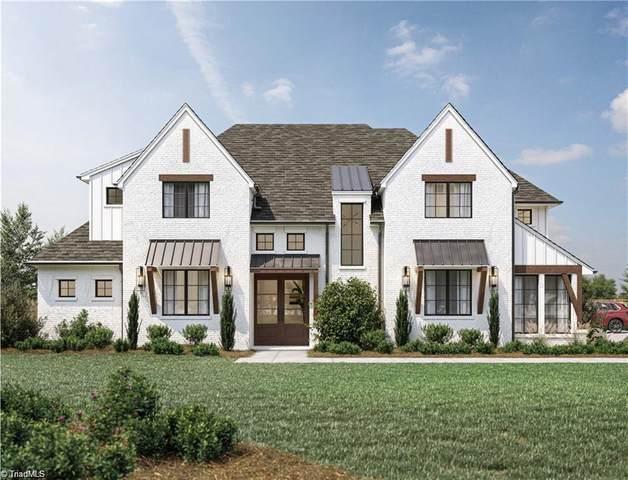 5702 Eagle Crest Drive, Summerfield, NC 27358 (#1024085) :: Premier Realty NC