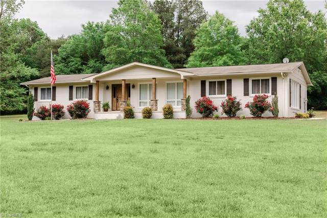 160 Country Club Drive, Troy, NC 27371 (MLS #1024089) :: Berkshire Hathaway HomeServices Carolinas Realty