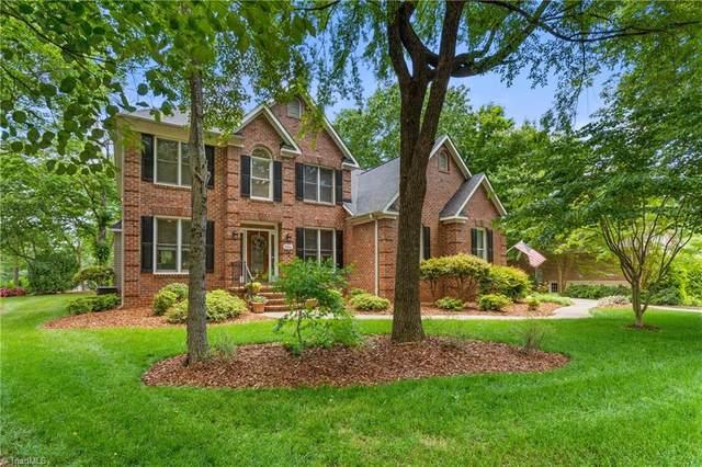 604 Gantwood Lane, Whitsett, NC 27377 (MLS #1024096) :: Lewis & Clark, Realtors®