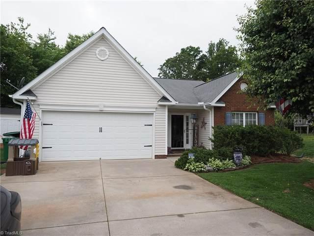 120 Derby Drive, King, NC 27021 (MLS #1024150) :: Berkshire Hathaway HomeServices Carolinas Realty