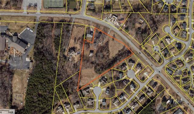 1534 Skeet Club Road, High Point, NC 27265 (MLS #1024153) :: Lewis & Clark, Realtors®