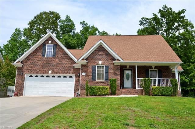211 N Kayla Drive, Salisbury, NC 28146 (MLS #1024175) :: Berkshire Hathaway HomeServices Carolinas Realty