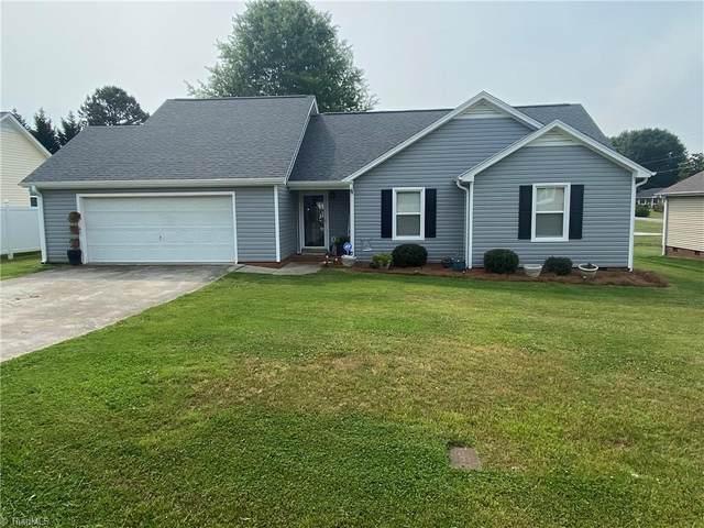 125 Pilot View Drive, King, NC 27021 (MLS #1024227) :: Berkshire Hathaway HomeServices Carolinas Realty