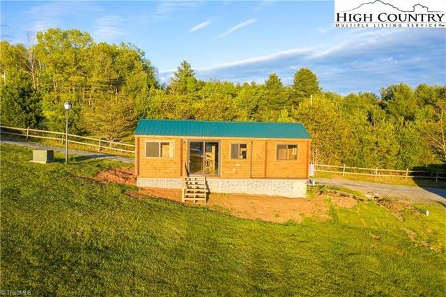 396 Buttons Lane Unit 9, Sparta, NC 28675 (MLS #1024272) :: Berkshire Hathaway HomeServices Carolinas Realty