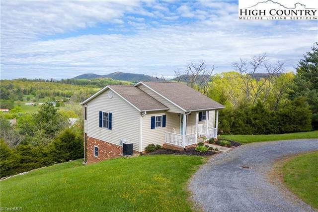 1651 Fraser Road, Sparta, NC 28675 (MLS #1024276) :: Berkshire Hathaway HomeServices Carolinas Realty