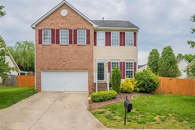 699 Affirmed Drive, Whitsett, NC 27377 (MLS #1024297) :: Berkshire Hathaway HomeServices Carolinas Realty