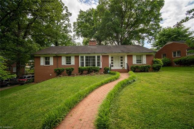 720 Worth Street, Asheboro, NC 27203 (MLS #1024369) :: Witherspoon Realty