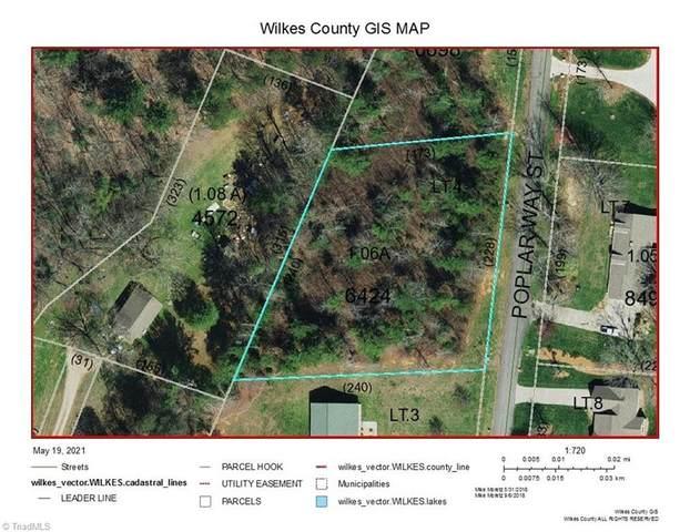 Lot 4 Poplar Way Street, North Wilkesboro, NC 28659 (MLS #1024380) :: EXIT Realty Preferred